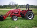 1991 Case IH 595 Tractor