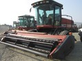 Hesston 8450 Self-Propelled Windrowers and Swather