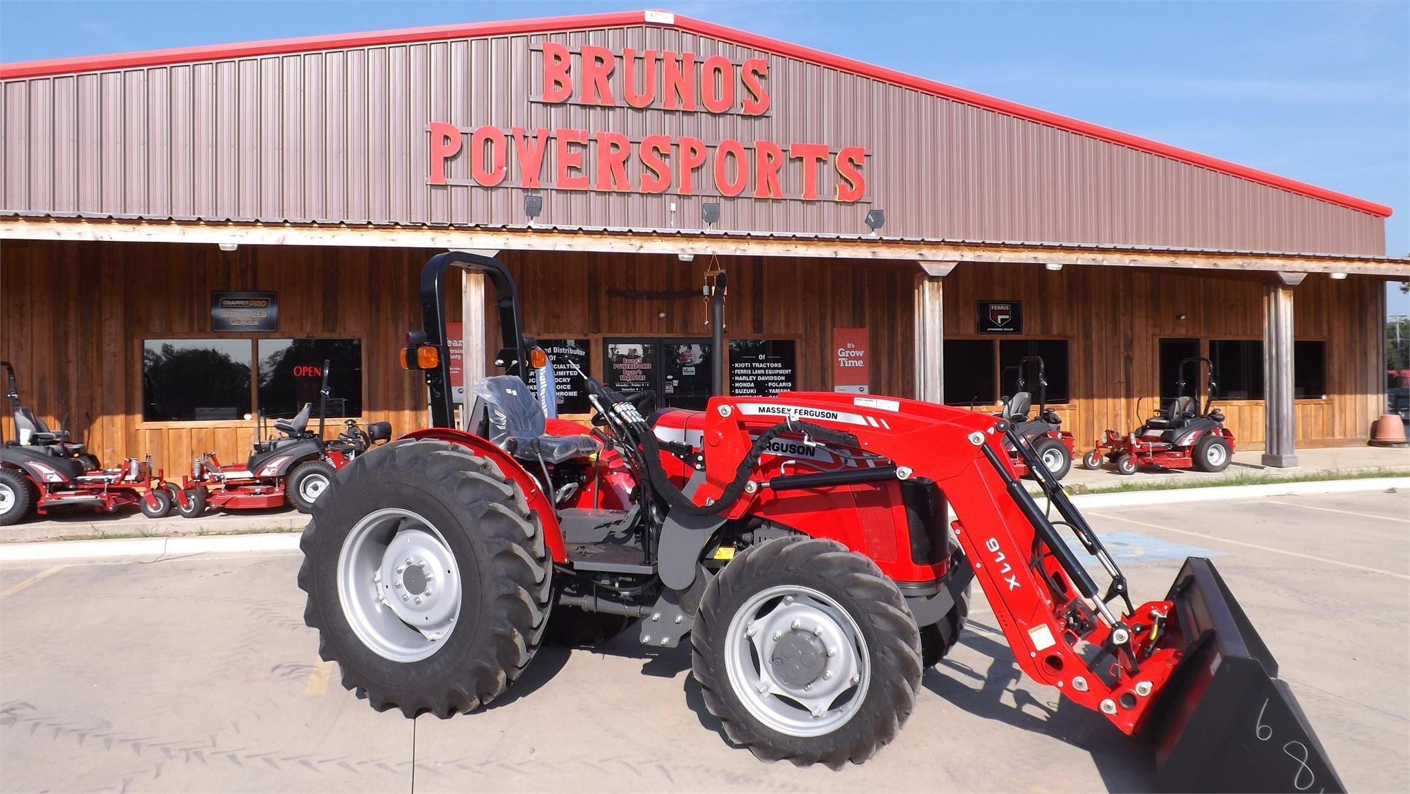2021 Massey Ferguson 2607H Tractor