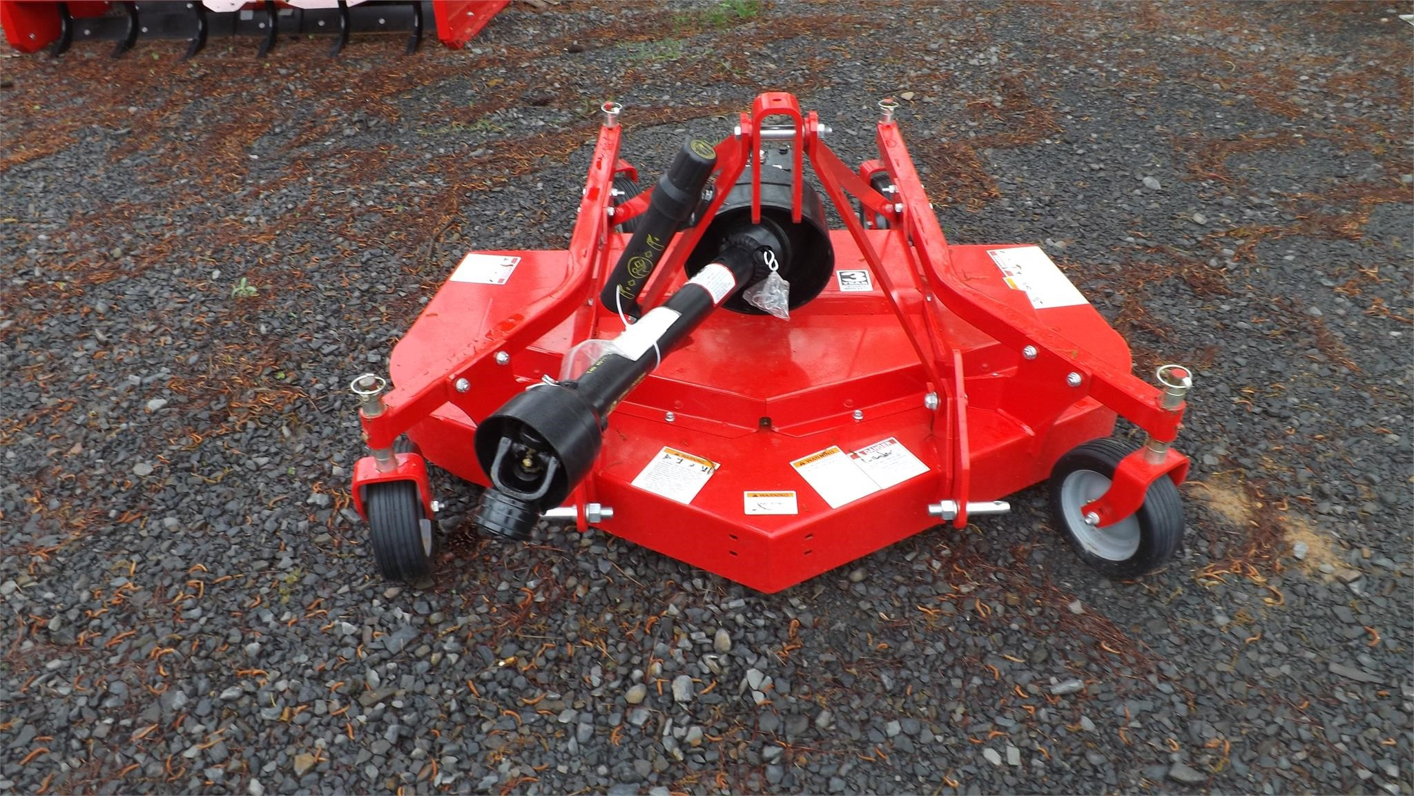2021 Woods RD60 Rotary Cutter