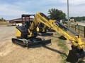 2018 Yanmar VIO45-6A Excavators and Mini Excavator