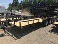 2017 Big Tex 70PI-X Tandem Axle Pipe Utility Flatbed Trailer