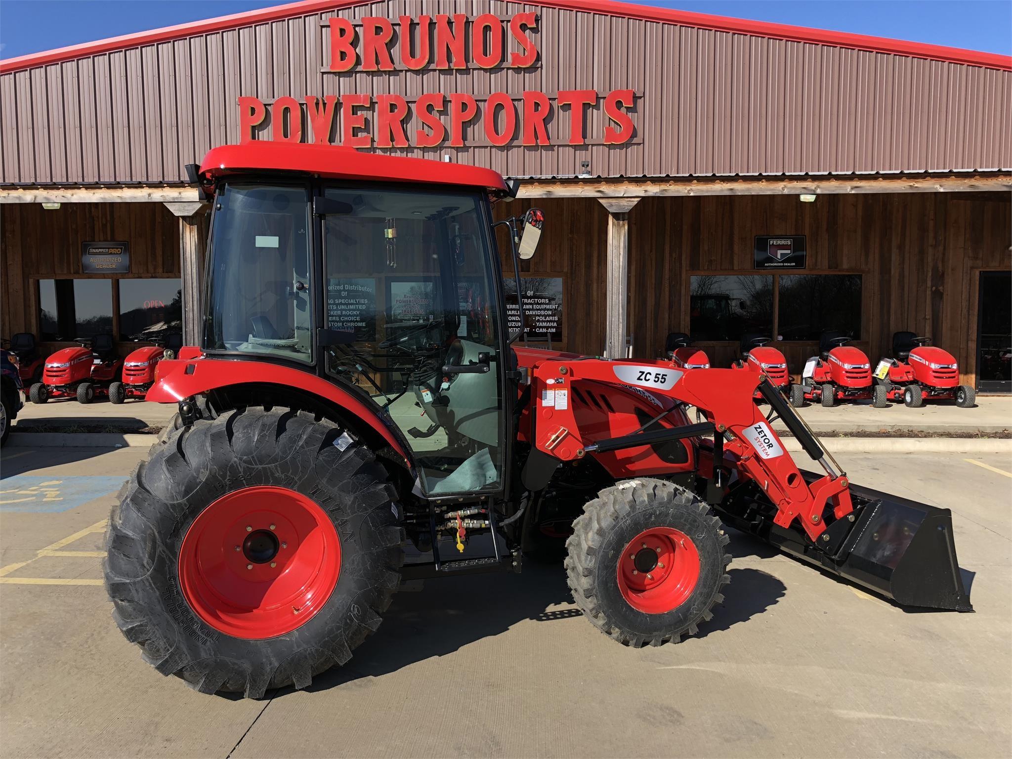 2018 Zetor MAJOR HT55 Tractor