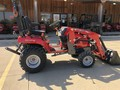 2018 Massey Ferguson GC1715 Under 40 HP