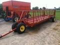 2014 Pequea 520E Feed Wagon