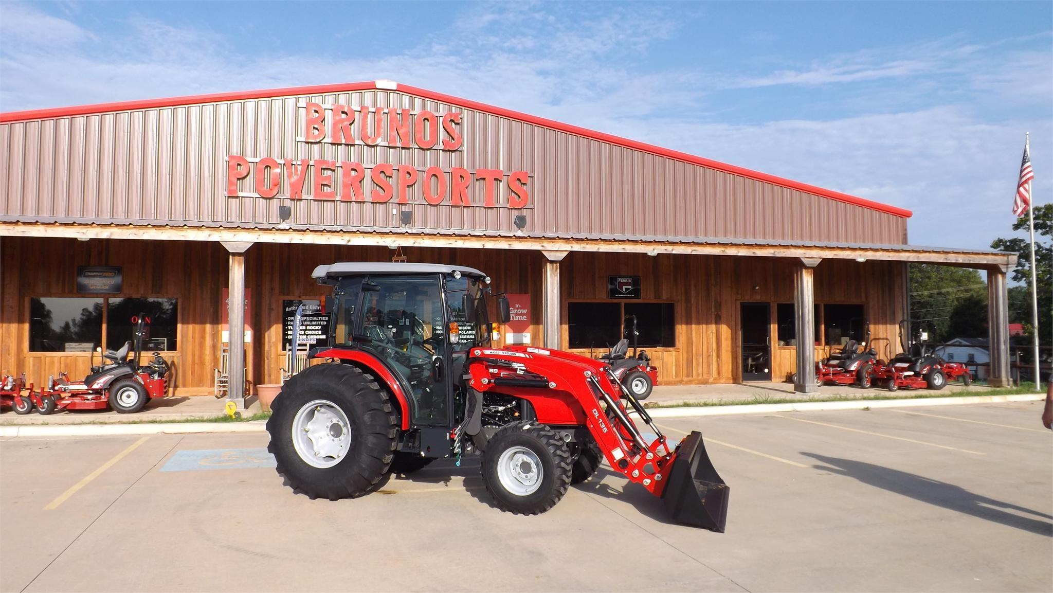 2017 Massey Ferguson 1759 Tractor