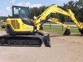2018 Yanmar SV100-2 Excavators and Mini Excavator