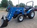 2018 LS XU6158 Tractor