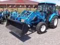 2018 LS XR4140HC Tractor