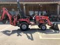 2018 Massey Ferguson GC1720 Tractor