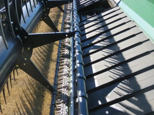 2016 John Deere 635D Platform