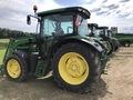 2013 John Deere 6105R Tractor