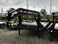 2019 PJ 25' Low-Pro Flatdeck with Singles Flatbed Trailer