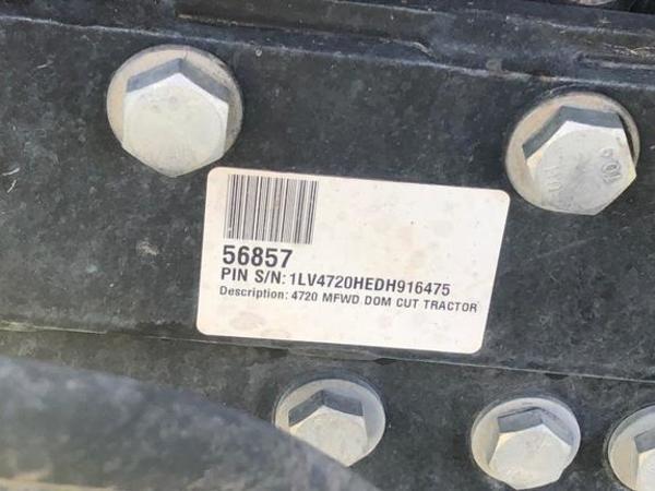 2013 John Deere 4720 Tractor
