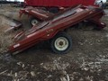 2007 Hesston 4920 Bale Wagons and Trailer