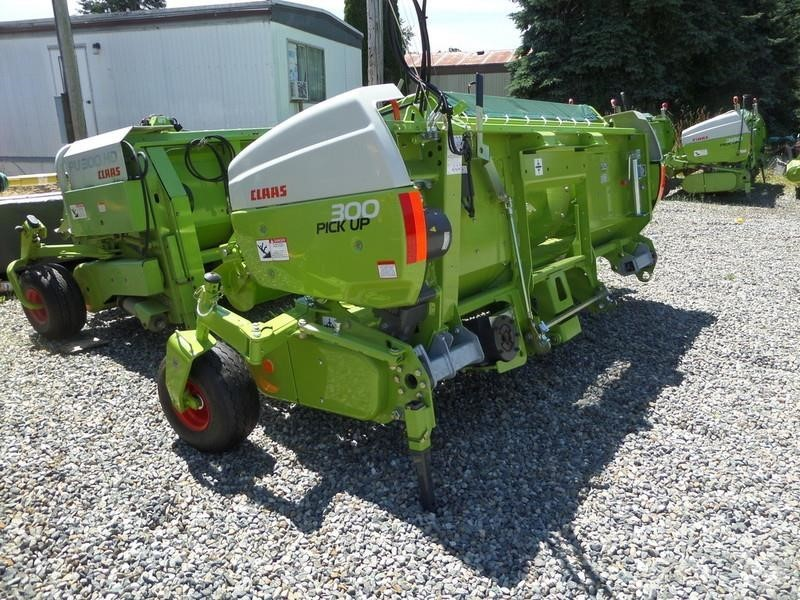 Claas PU300PRO Forage Harvester Head