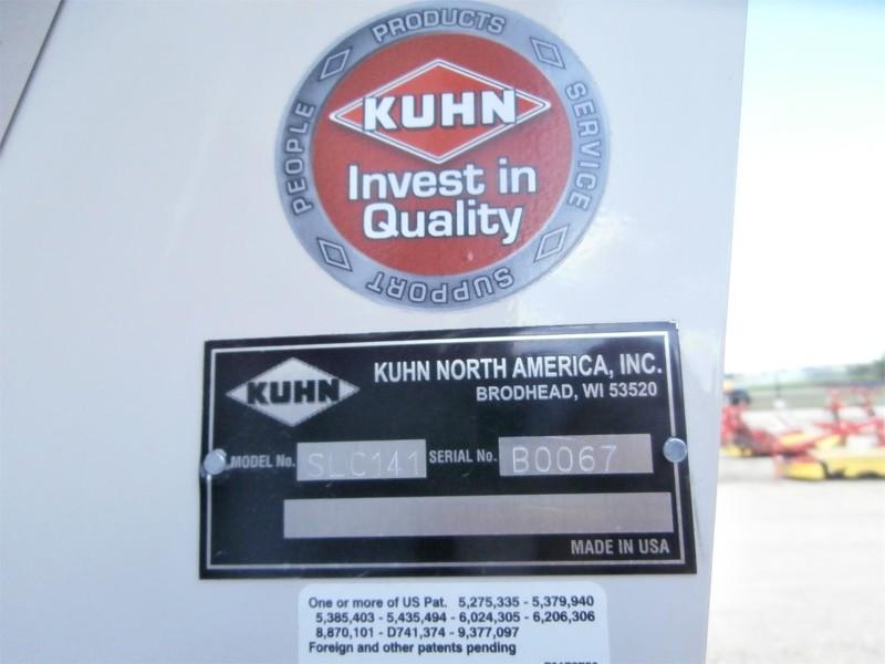 2017 Kuhn Knight SLC141 Manure Spreader