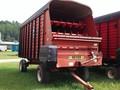 1995 Meyer 4516 Forage Wagon