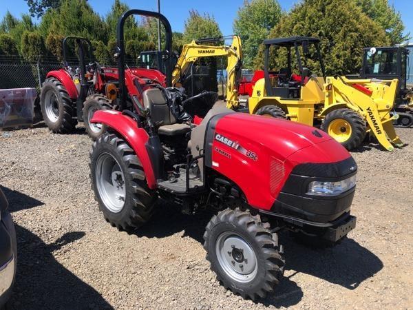 2018 Case IH Farmall 35C Tractor