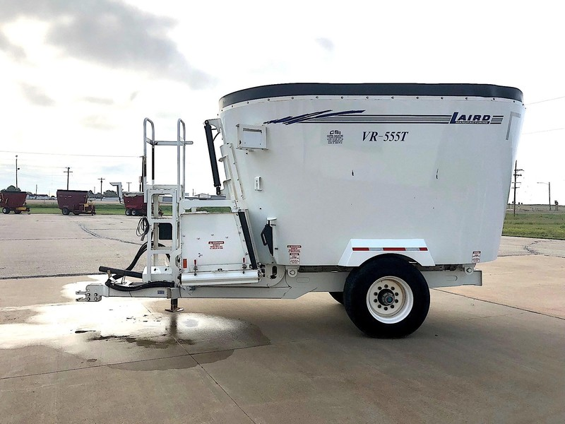 2015 Laird VR555T Grinders and Mixer