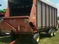 Miller Pro 4100 Forage Wagon