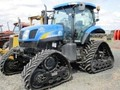 2007 New Holland TS125A Tractor