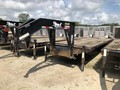 2015 Mustang 8.5X30 Flatbed Trailer