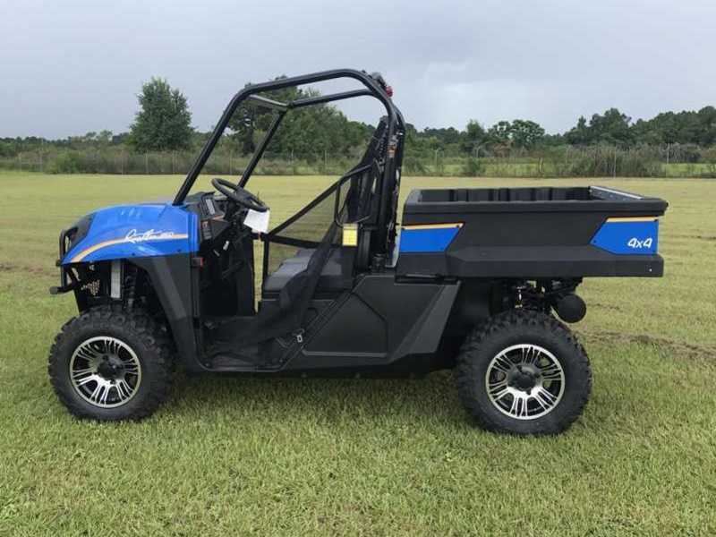 Used New Holland Atvs And Utility Vehicles For Sale Machinery Pete
