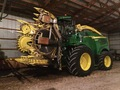 2016 John Deere 8600 Self-Propelled Forage Harvester