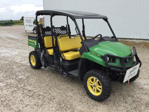 John Deere Gator >> 2017 John Deere Gator Xuv 590i Atvs And Utility Vehicle