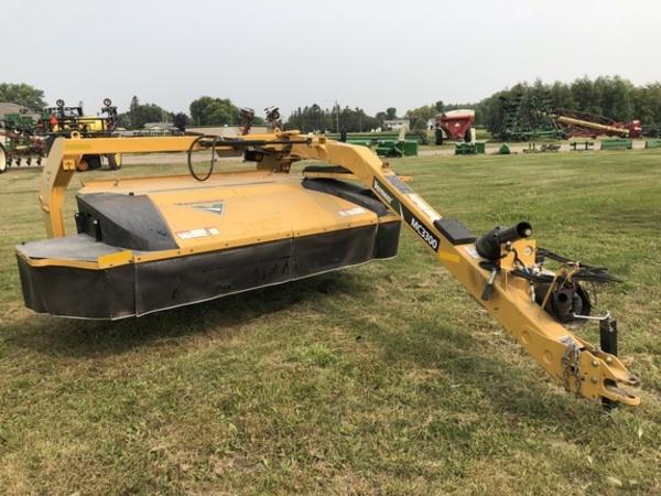 2015 Vermeer MC3300 Mower Conditioner