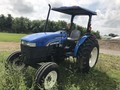 2012 New Holland Workmaster 65 Tractor