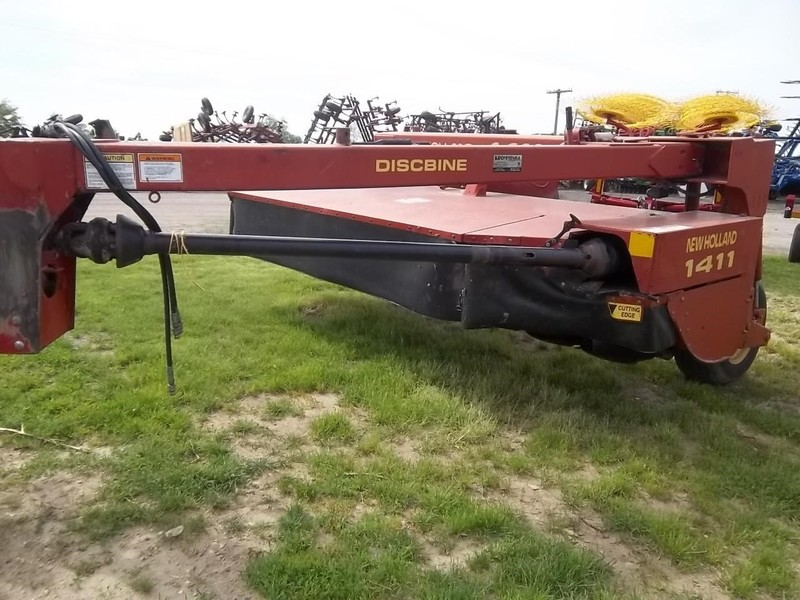 Used New Holland 1411 Mower Conditioners for Sale