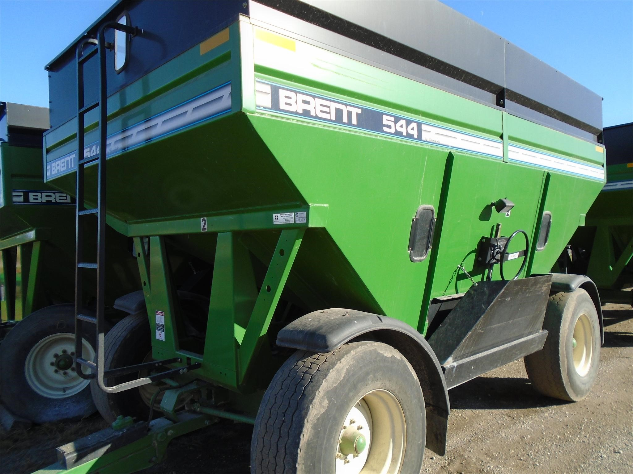 2004 Brent 544 Gravity Wagon