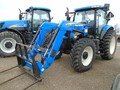 2008 New Holland T6050 100-174 HP