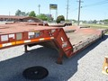 1990 Muvall 4860 TD Flatbed Trailer