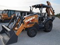 Case 580SN Backhoe