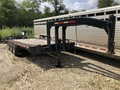 1982 Twin Groves 8' X 20' GN FLATBED Flatbed Trailer