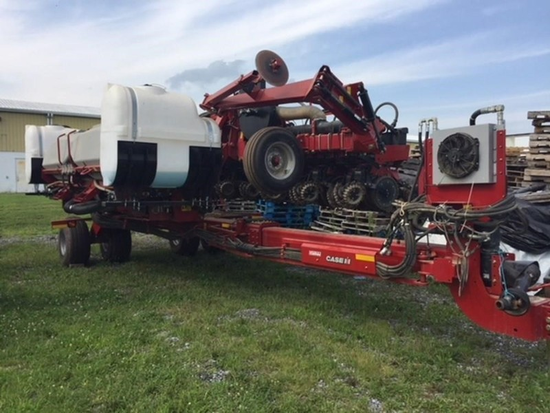 Case Ih 1245 Planter Elizabethtown Pennsylvania Machinery Pete