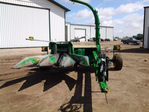 John Deere 3975 Pull-Type Forage Harvesters for Sale
