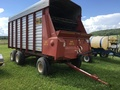 2007 H & S 7+4 HD Forage Wagon