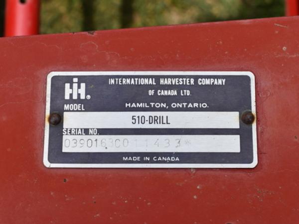 1995 Case IH 5100 Drill