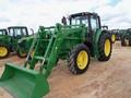 2015 John Deere 6140M Tractor