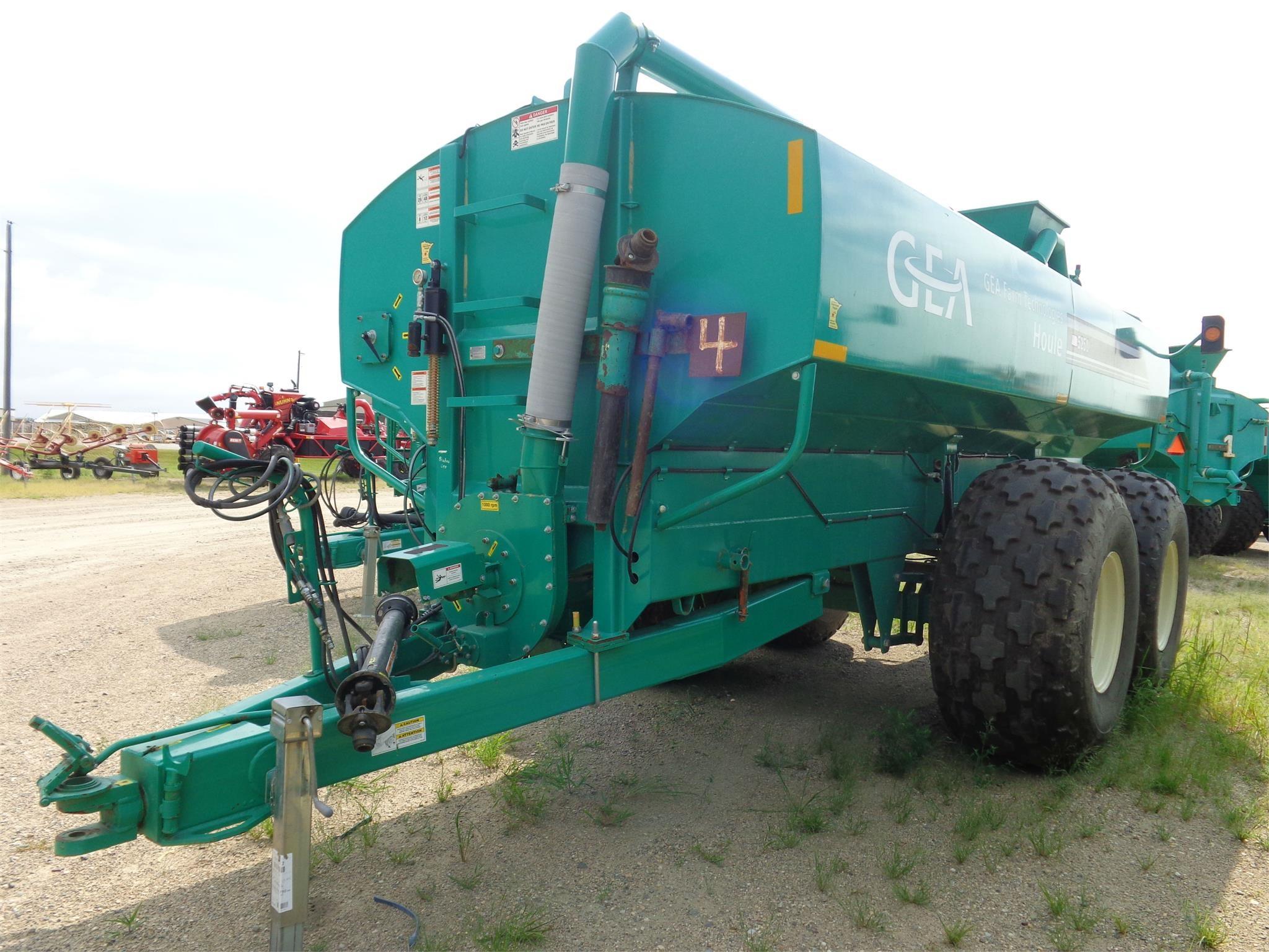 2015 Houle EL48-6D4350 Manure Spreader