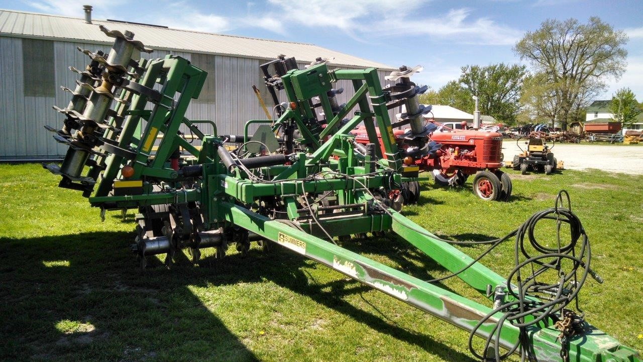 2016 Summers Manufacturing SuperCoulter Vertical Tillage