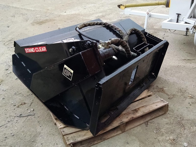 Bradco HT52 Loader and Skid Steer Attachment