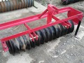United Implements 5' Mulchers / Cultipacker