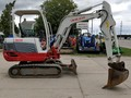 2012 Takeuchi TB228 Excavators and Mini Excavator