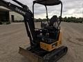 2015 John Deere 17G Excavators and Mini Excavator