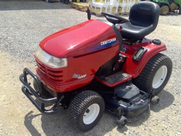 Craftsman Ys 4500 Riding Lawn Mower | Droughtrelief org